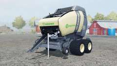 Krone Comprima V180 XC Black Beauty for Farming Simulator 2013