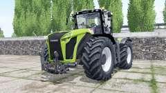 Claas Xerion 4000 Trac VC for Farming Simulator 2017