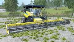 New Holland CR10.90 dynamic grainplane for Farming Simulator 2015