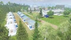 Ergahaath Valley for Farming Simulator 2013