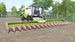 Claas Lexion 780 2012 for Farming Simulator 2017