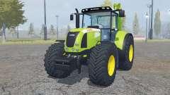 Claas Arion 640 excavator for Farming Simulator 2013