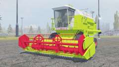 Claas Dominator 106 for Farming Simulator 2013