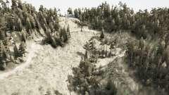 Blackwater Canyon v2.1 for MudRunner