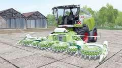 Claas Jaguar 980 android green for Farming Simulator 2017
