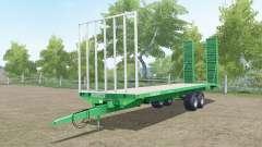 Joskin Wago LST10000 for Farming Simulator 2017