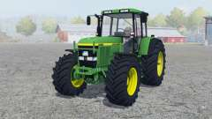 John Deere 7710 FL console for Farming Simulator 2013