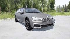 BMW M760i xDrive (G11) 2017 for MudRunner