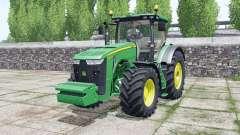 John Deere 8320R pigment green for Farming Simulator 2017