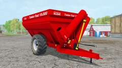 Jan Tanker Fasƫ 19.000 for Farming Simulator 2015