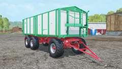 Kroger Agroliner HKD 402 aluminum for Farming Simulator 2015