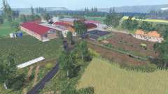 Saerbeck for Farming Simulator 2015