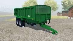 Bailey TB 18 camarone for Farming Simulator 2013