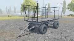 Fortschritt HW 80 ballen for Farming Simulator 2013
