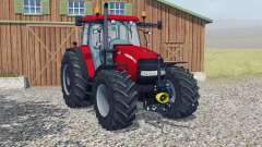 Case IH MXM180 Maxxum vivid red for Farming Simulator 2013