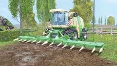 Krone BiG X 1100 silage tank for Farming Simulator 2015