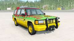 Gavril Roamer Tour Car Beamic Park v3.0.2 for BeamNG Drive