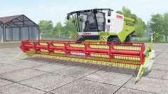 Claas Lexion 760 more configurations for Farming Simulator 2017