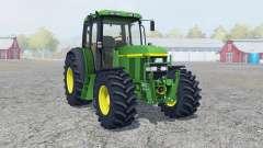 John Deere 6610 FL console for Farming Simulator 2013