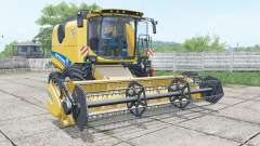 New Holland TC4.90 wide tyre for Farming Simulator 2017