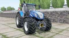 New Holland T7.315 Blue Power 2015 for Farming Simulator 2017