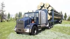 Kenworth T800 8x8 for MudRunner