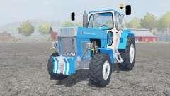 Fortschritt Zt 303-D manual ignition for Farming Simulator 2013