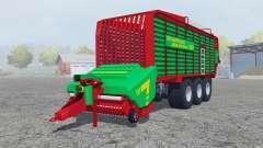 Strautmann Giga-Vitesse tridem chassis for Farming Simulator 2013
