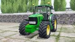 John Deere 6930 Premium islamic green for Farming Simulator 2017