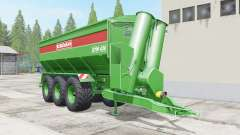Bergmann GTW 430 multifruit for Farming Simulator 2017