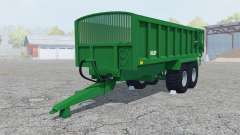 Bailey TB 18 dartmouth green for Farming Simulator 2013