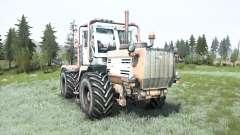 T-150K pale orange color for MudRunner