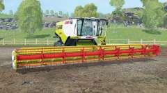 Claas Lexion 780 TerraTrac multifruit for Farming Simulator 2015