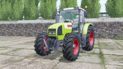 Claas Ares 616 RZ 2005 for Farming Simulator 2017