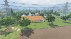 Lomersheim for Farming Simulator 2013