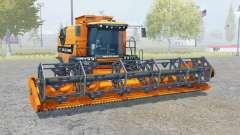 Deutz-Fahr 7545 RTS orange for Farming Simulator 2013