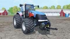 Case IH Magnum 380 CVX new paint for Farming Simulator 2015