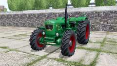 Deutz D 80 05 A munsell green for Farming Simulator 2017