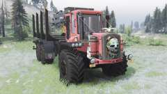 HSM 940F 6x6 for Spin Tires