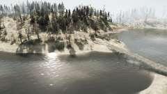 Backwater for MudRunner
