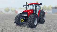 Case IH MXM180 Maxxum vivid reɗ for Farming Simulator 2013
