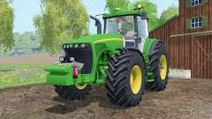 John Deere 8520 front weight for Farming Simulator 2015