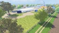 Vojvodina v2.0 for Farming Simulator 2013