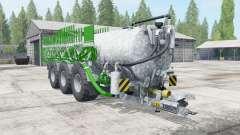 Joskin Volumetra 40000 T for Farming Simulator 2017