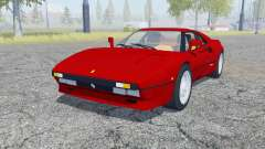 Ferrari 288 GTO 1984 for Farming Simulator 2013