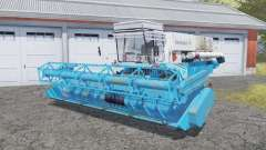 Fortschritt E 516 with header for Farming Simulator 2013