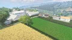 Landwirtschaftliche Grenzgebieten v0.9 for Farming Simulator 2013