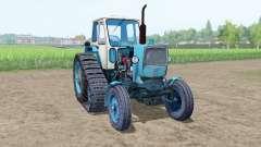 UMZ-6АЛ half-track for Farming Simulator 2017