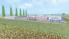 Poltavs'ka Dolina v1.1 for Farming Simulator 2015