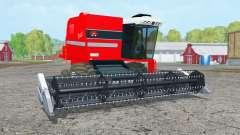 Massey Ferguson 5650 red for Farming Simulator 2015